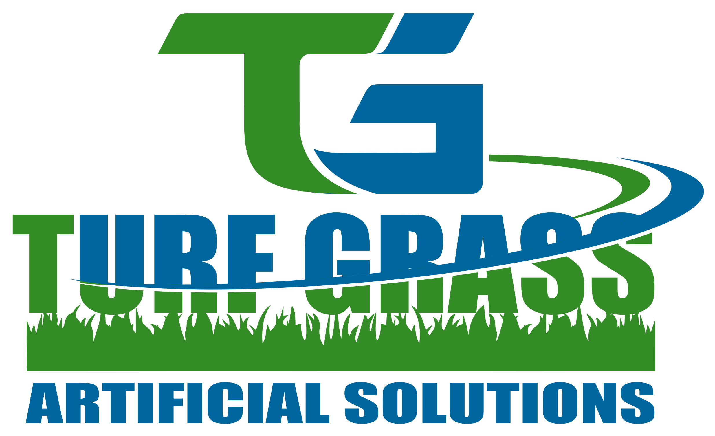 Turf Grass Artificial Solutions Logo