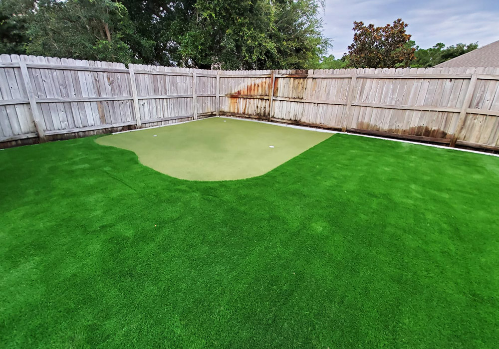 Putting Green St Augustine